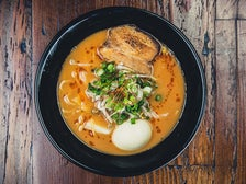 Spicy Miso Ramen at DTLA Ramen