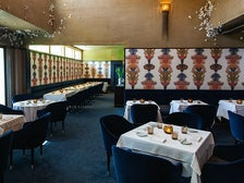 Dining room at Providence restaurant on Melrose