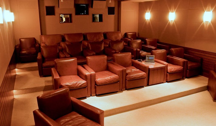 Dick Clark Productions Screening Room