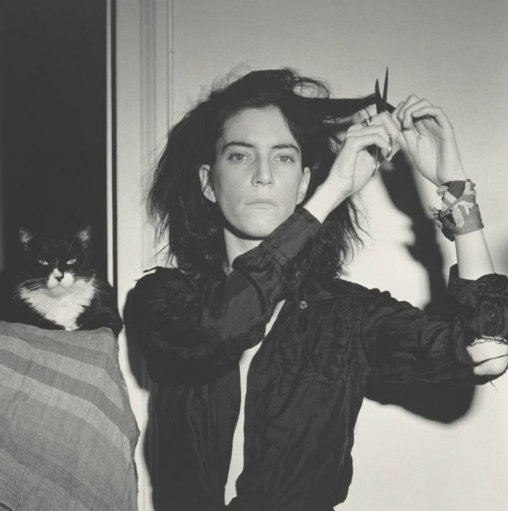 "Robert Mapplethorpe, ""Patti Smith,"" 1978"