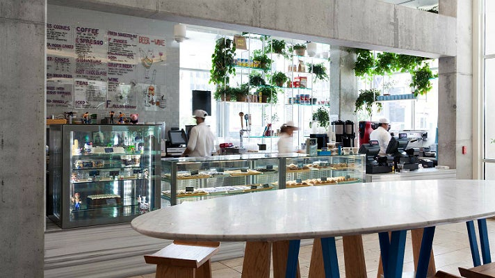 The Cafe at The Line
