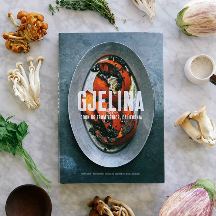 Gjelina cookbook cover