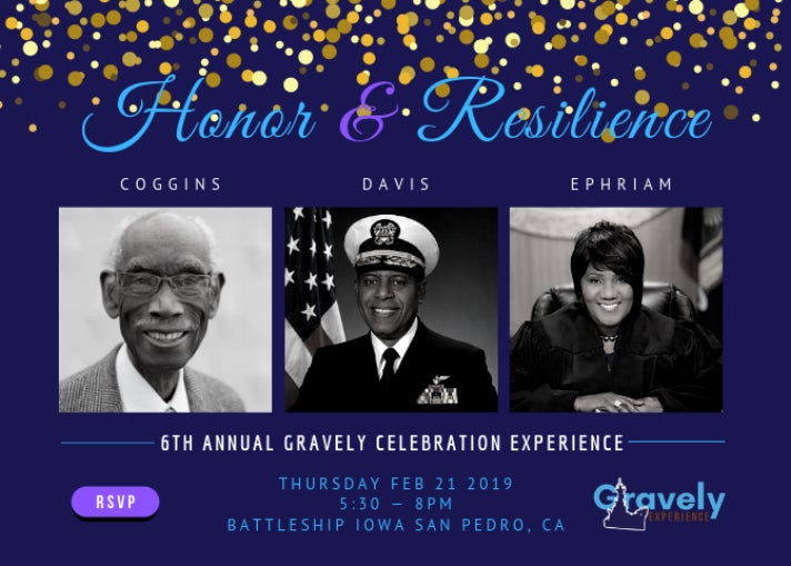 6th Annual Gravely Celebration Experience at Battleship IOWA