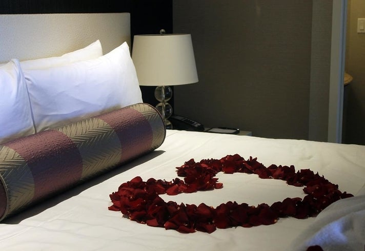 Valentine's Day at InterContinental Los Angeles Century City at Beverly Hills