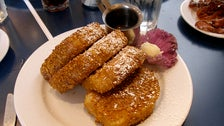Fantastic French Toast at Marston's