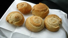 Sesame cookies at Maral's Pastry