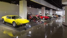 Hollywood Gallery at Petersen Automotive Museum