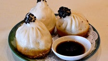 Sheng jian bao at China Red