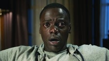 "Daniel Kaluuya as Chris Washington in ""Get Out"""