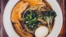 Shoyu Ramen at DTLA Ramen
