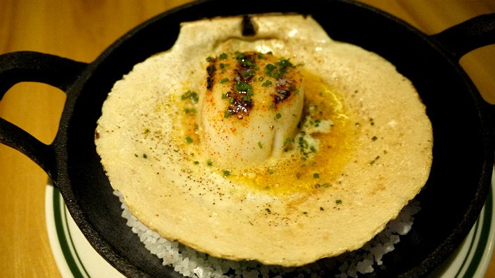 New Bedford scallop at Connie and Ted's