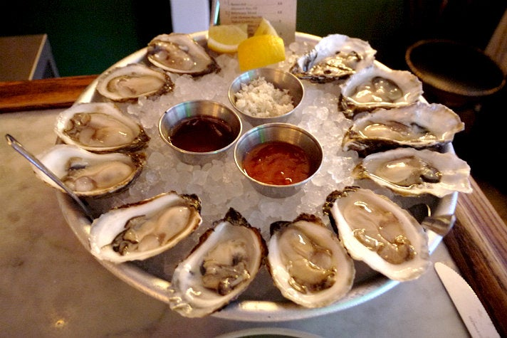 L & E Oysters