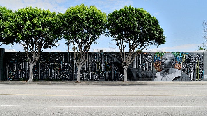 """""""Of Our Youth"""" by El Mac and Retna"""