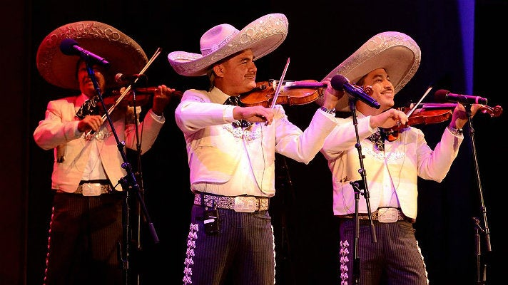 Vargas de Tecalitlán at Mariachi USA Festival, Hollywood Bowl