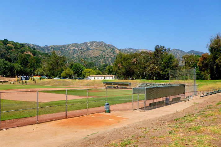 Pote Field at Griffith Park
