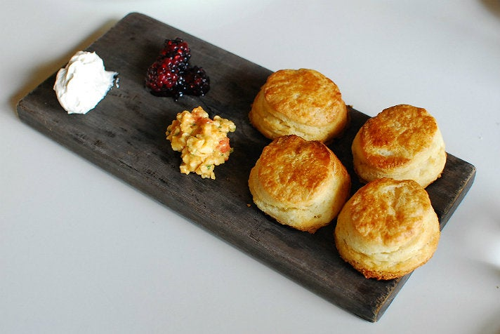 Biscuits at The Hart and The Hunter