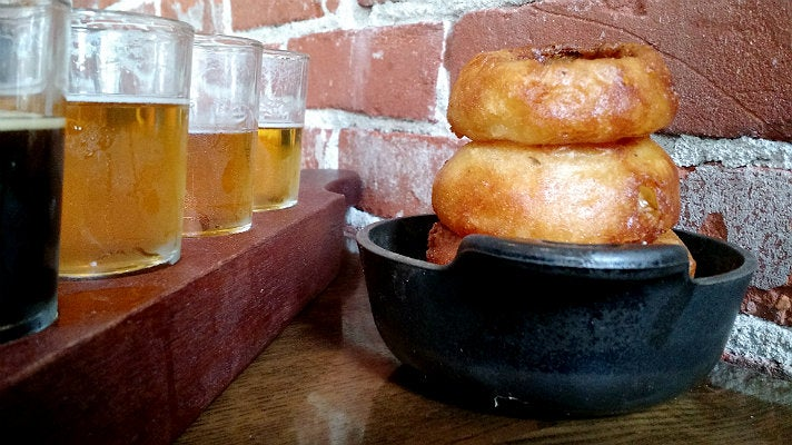 Ed's O-Rings at The Bottle Room