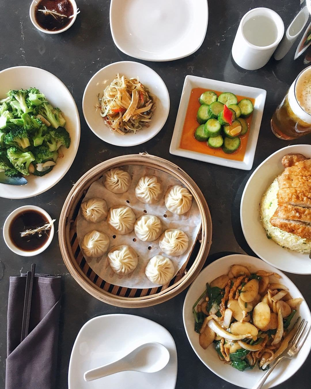 Din Tai Fung at The Americana at Brand