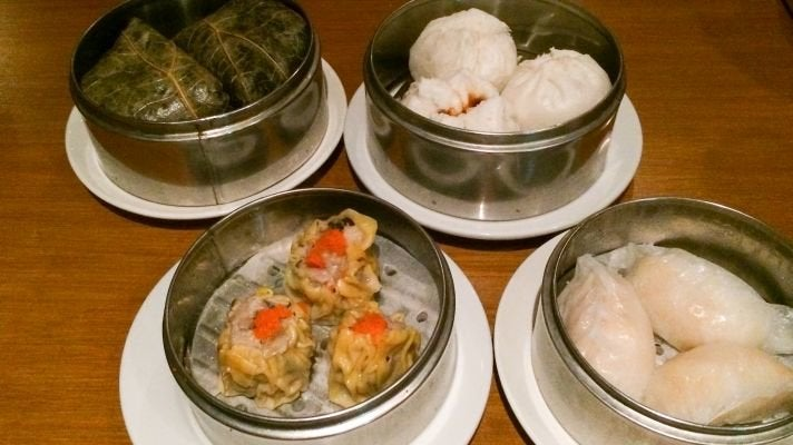 Dim sum at PINGTUNG Eat-In Market